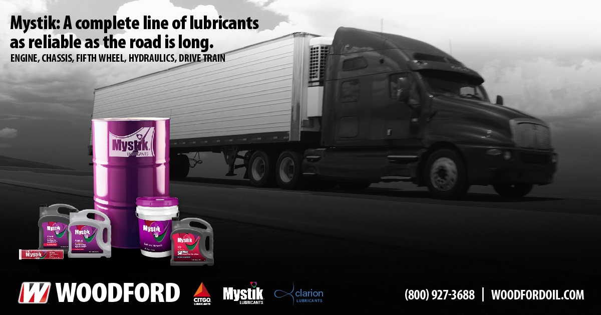 Mystik A Complete Line Of Lubricants As Reliable As The Road Is